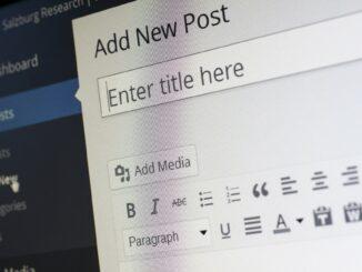 Blogging er populært